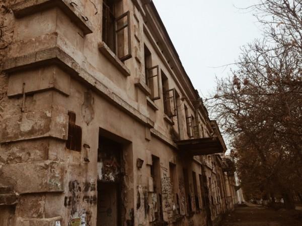 Единственный дом с привидени…