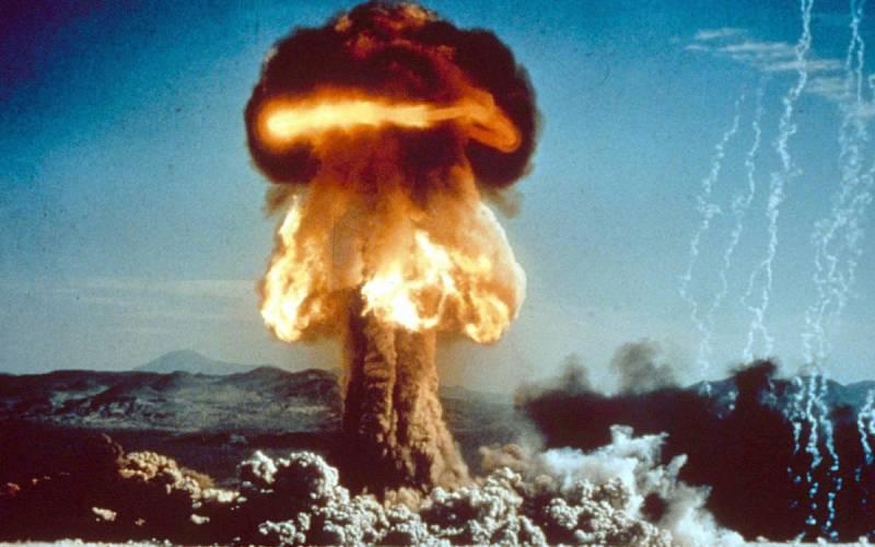 Ограниченный ядерный размен.…