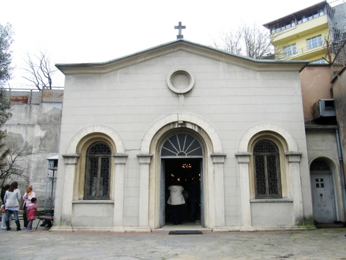 Церковь Исполнения желаний, Стамбул. / Фото: www.forum.awd.ru