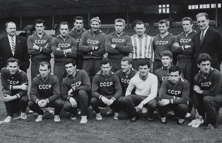 Какой была бы нынешняя сборная СССР по футболу?
