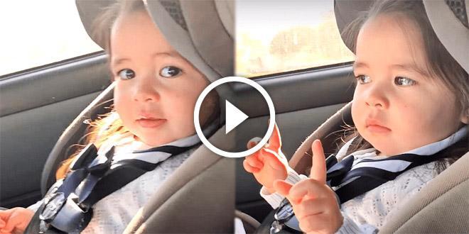 5 000 000 просмотров за 3 дня: эта малышка ушла в отрыв и стала звездой Интернета!