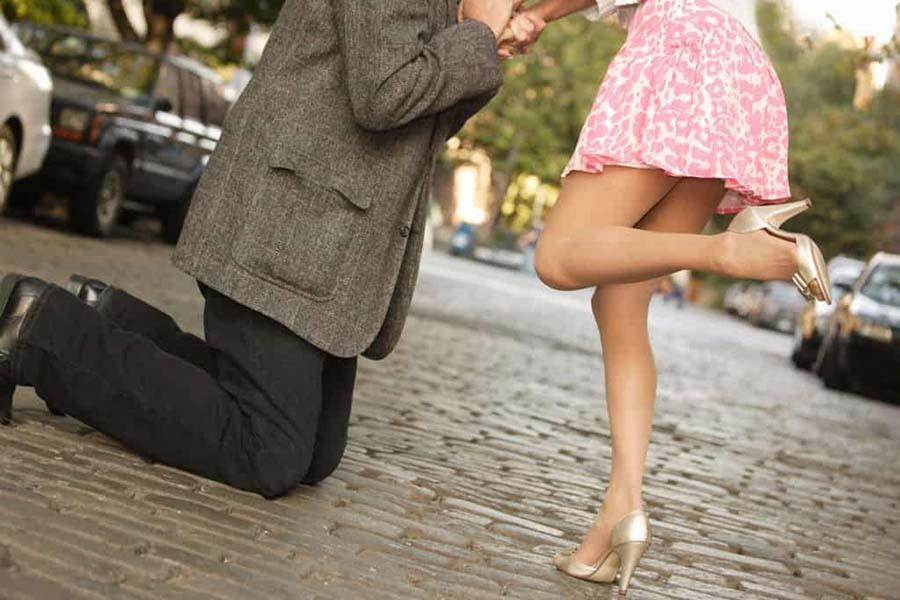 Что делать, чтобы мужчина женился?