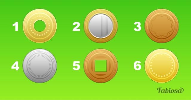 Выберите монету и узнайте, когда вы разбогатеете