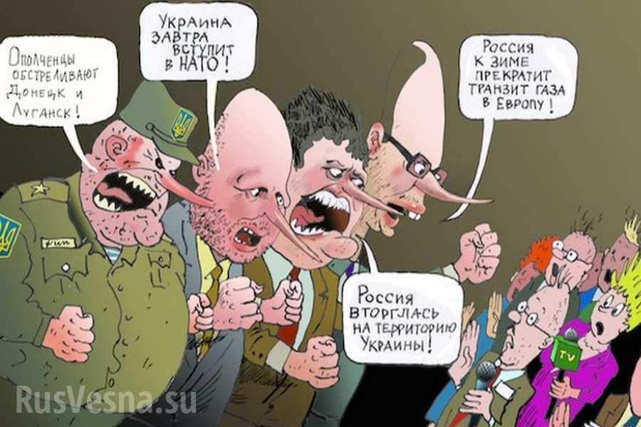 Украина: система пошла вразнос, стабилизировать нечем
