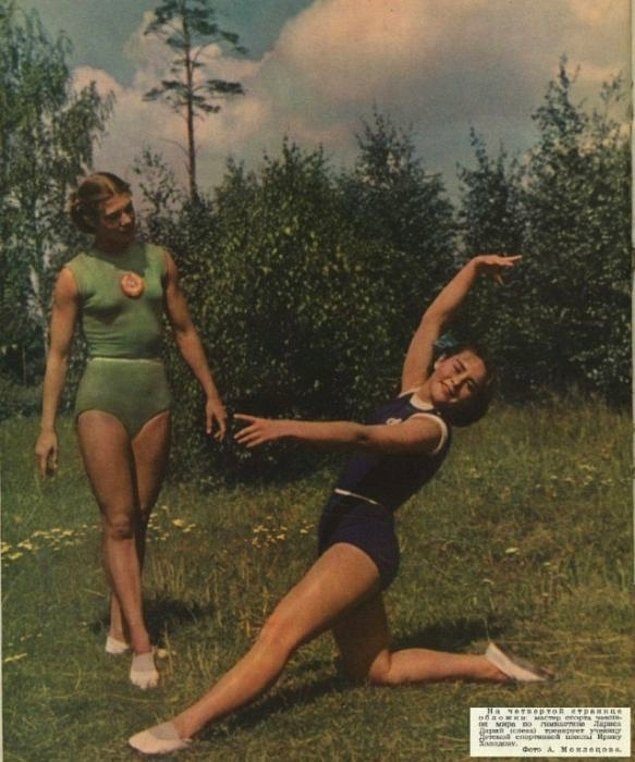 30 советских красавиц c обложек журналов