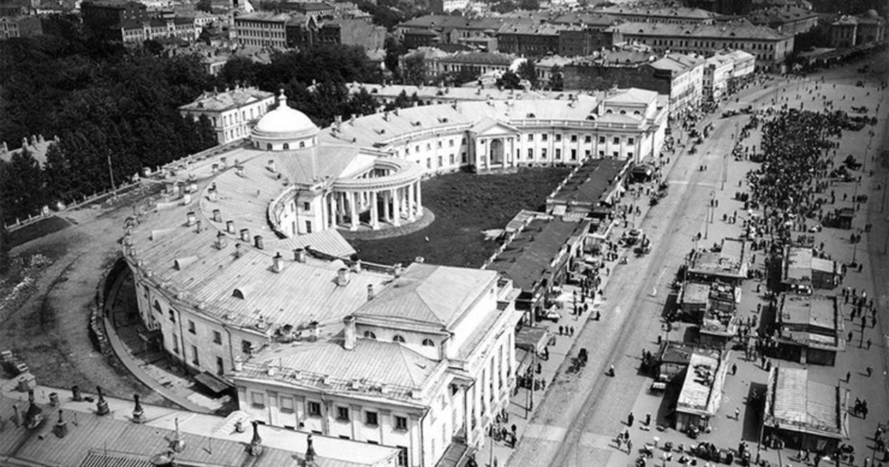 О самых знаменитых больницах Москвы