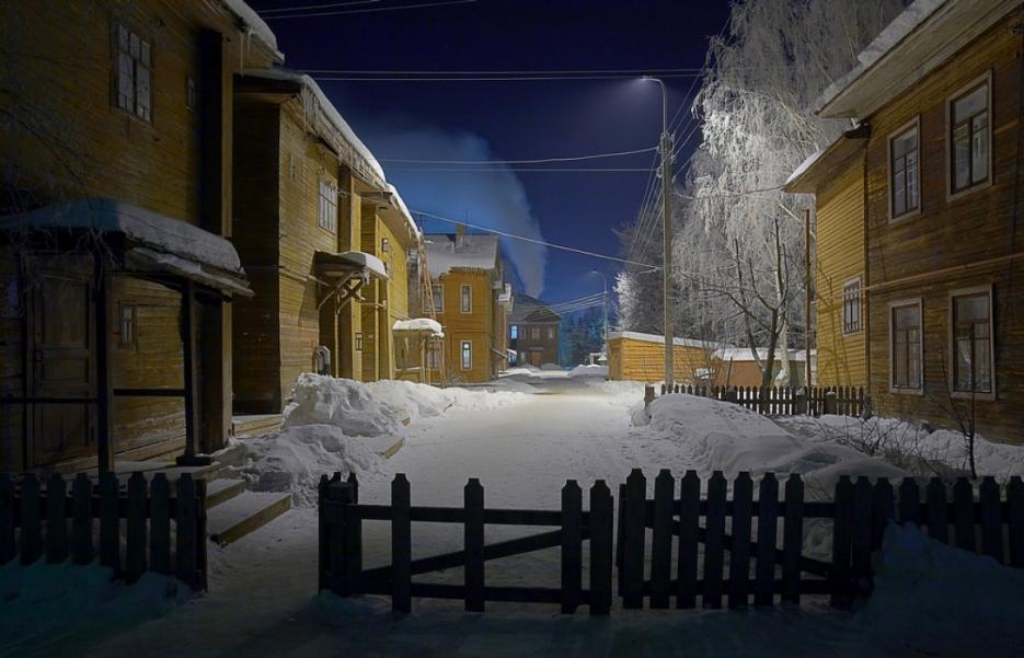 Красота русского Севера в фотографиях «National Geographic Россия»