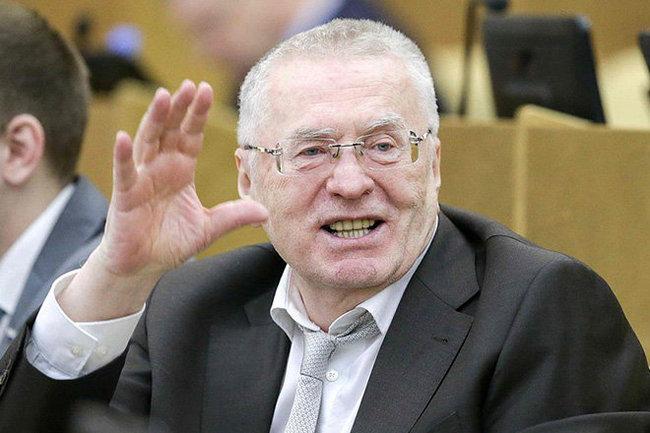 На Украине собрались заочно судить Жириновского