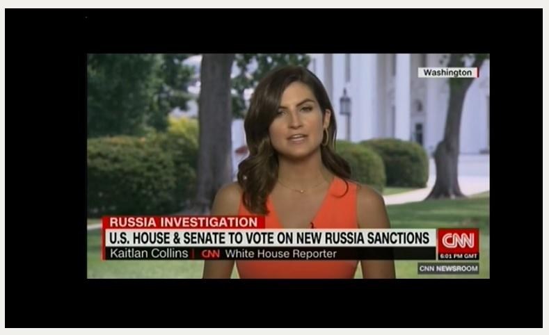 CNN: ответ Москвы на новые санкции будет как всегда неожиданным
