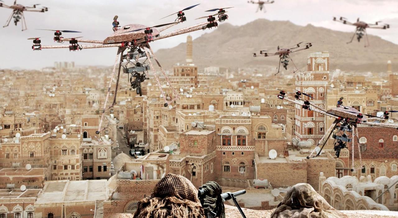 Квадрокоптеры будут убивать