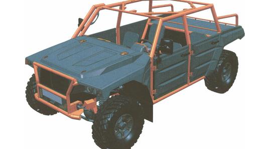 Выходцы из ГАЗа создают вседорожный автомобиль на безе «Соболя»