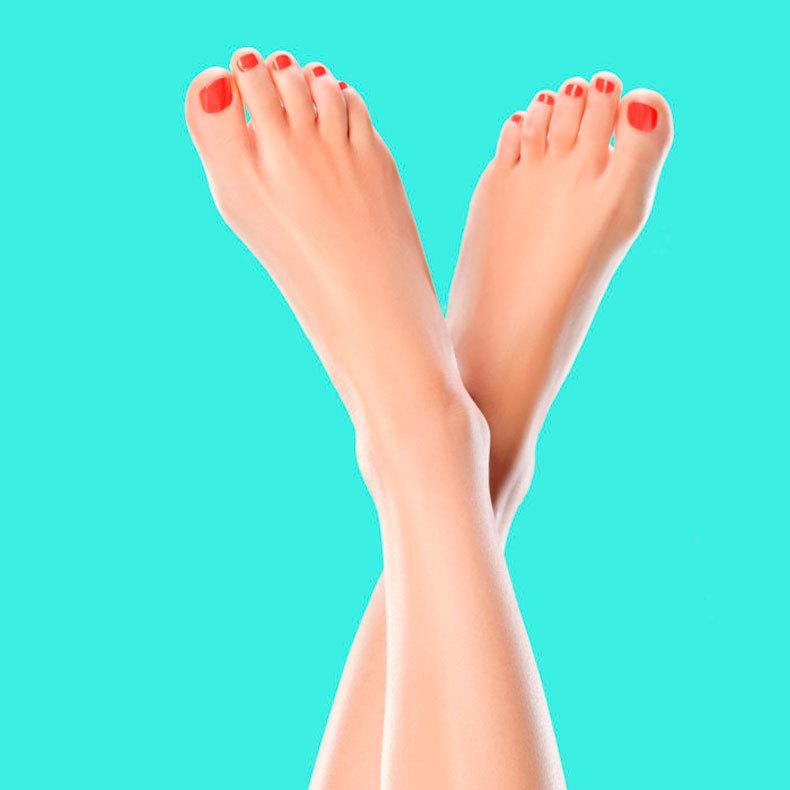 Шершавая кожа на ногах? Помогут эти 7 домашних средств!