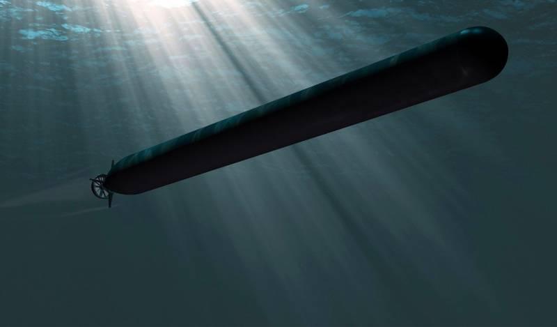 Подводные исполины. Американский флот готовится к эпохе необитаемых подводных аппаратов