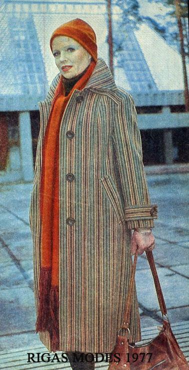 Rigas modes-1977