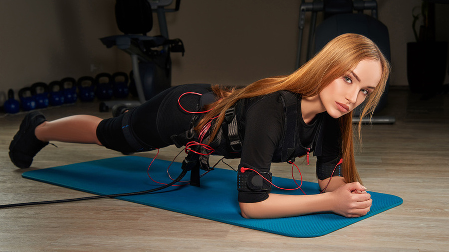 Фитнес для лентяев