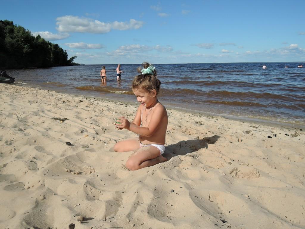 Природная песочница