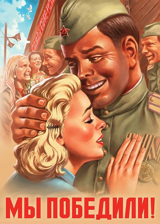 sovietpinuppt2 10 Потрясающий «советский» пин ап. Часть 2