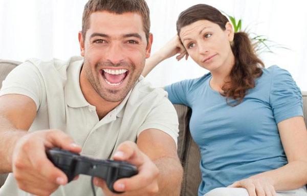 Привычки мужчин: смириться и…
