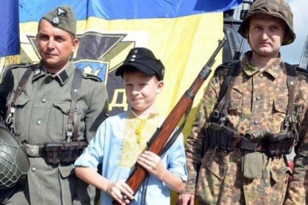 «Правый сектор»: нацизм ничего плохого украинцам не сделал.  Фрайкор Кивы и Филатова: «героев АТО» отправят на карательные операции в Одессу, Харьков и Киев