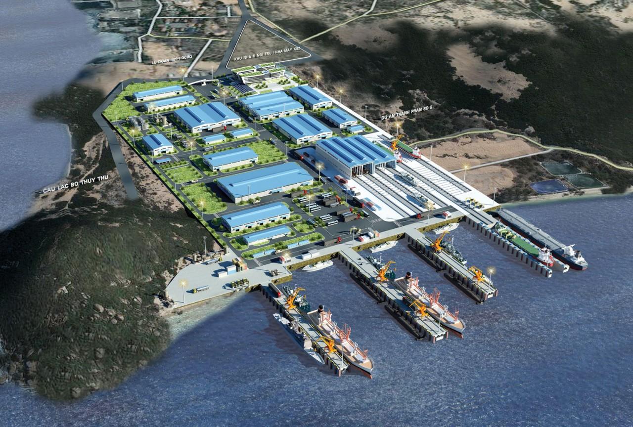 Создание Россией береговой инфраструктуры для строительства и базирования флота во Вьетнаме