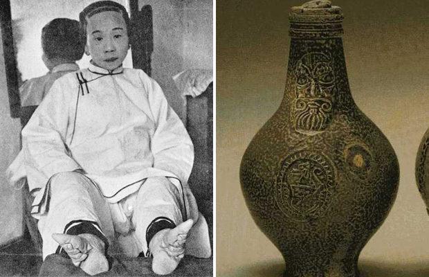 Странные традиции из жизни и быта наших предков
