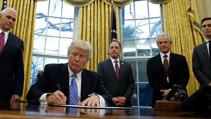 Трамп потратит $5 миллиардов на антироссийскую психотерапию