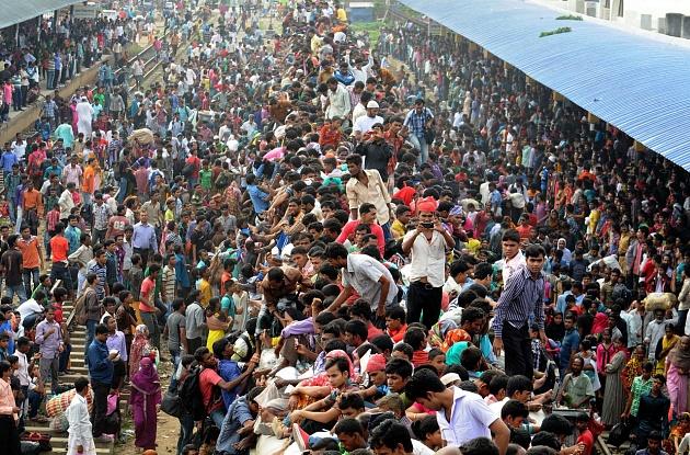 Почему Индия, а не Китай — самая населенная страна мира