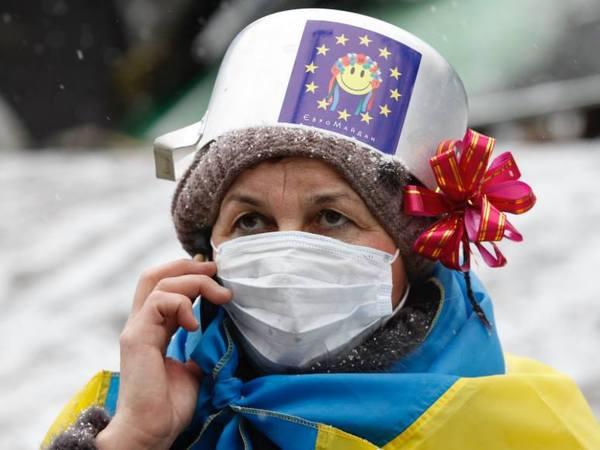 На Западе объявили украинцев обкурившимися мечтателями