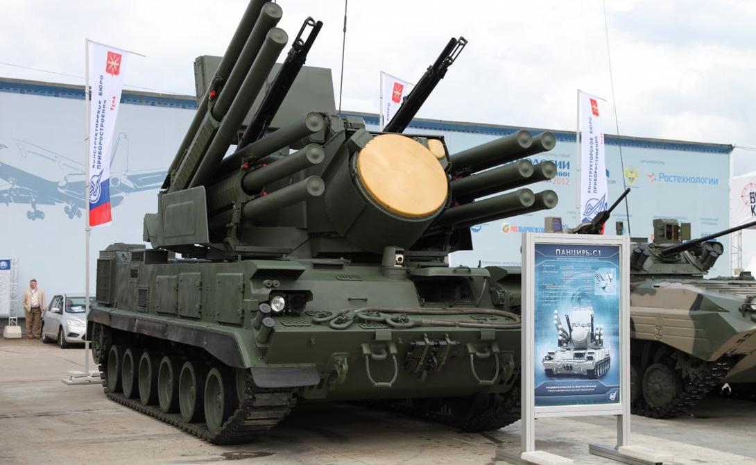 Когда за Державу не обидно: Россия, вооружённая до зубов