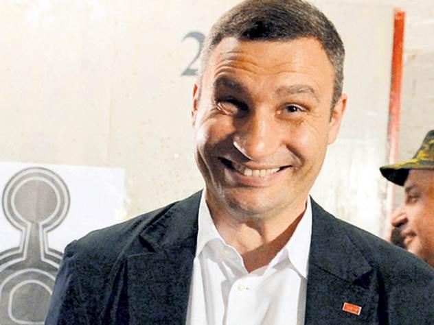 Кличко будет баллотироваться в мэры Киева во второй раз