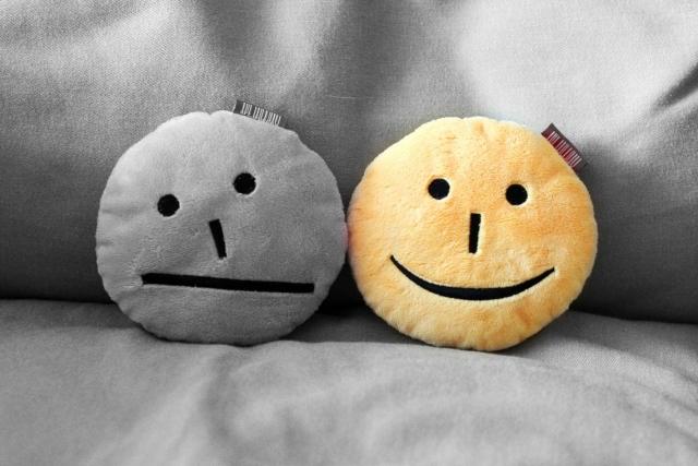 «Ну что ты грустишь, мысли позитивнее!». Вас тоже раздражает?