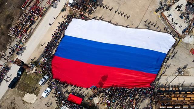 Украина не заметила, как признала Крым российским