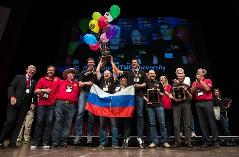 Хорошие новости. ЕГЭ оказалось бессильно против победы российских студентов