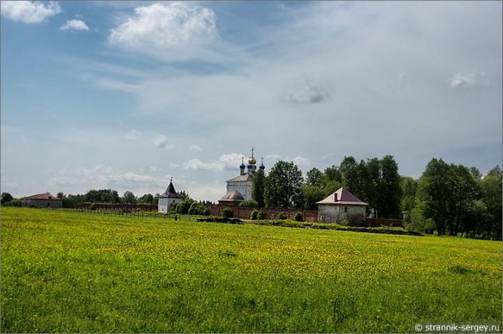 Старый монастырь