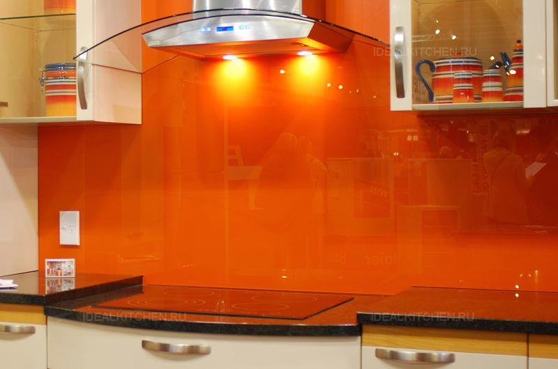 Изготовление фартука для кухни из стекла своими руками