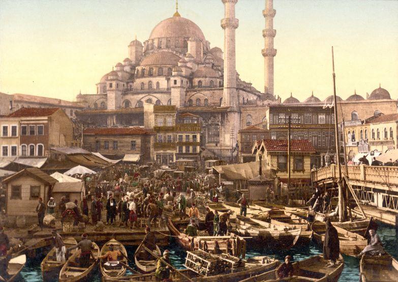Подборка литературы по истории Османской империи.