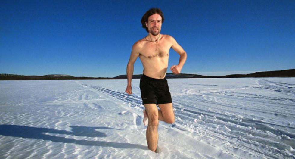 Вим Хоф — ледяной человек
