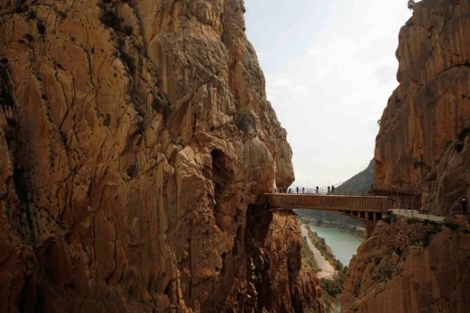 El Caminito del Rey — самая захватывающая горная тропа в мире