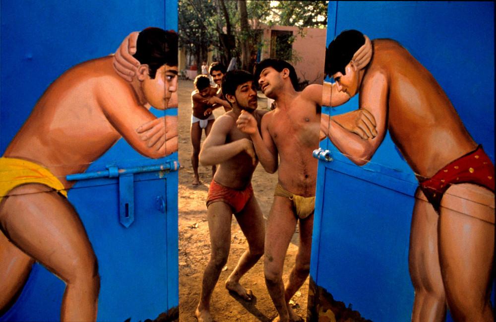 Изумляющая Индия в объективе легендарного Рагху Рая 51