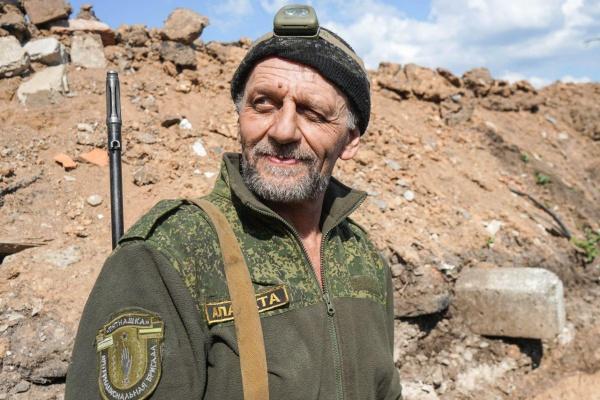 Французский боец ДНР: Европа…