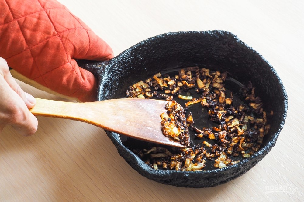 Почему еда пригорает