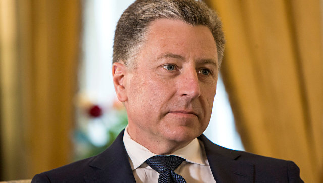 """Волкер назвал возмещение убытков от конфликта в Донбассе """"темой на будущее"""""""