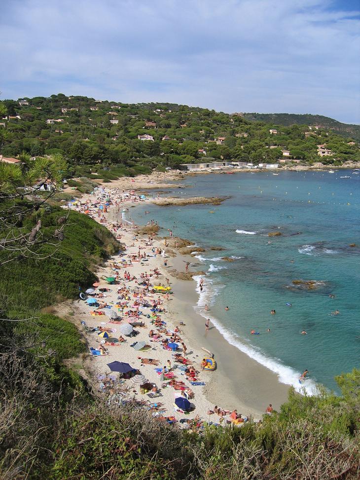 Пляж де л'Эскале