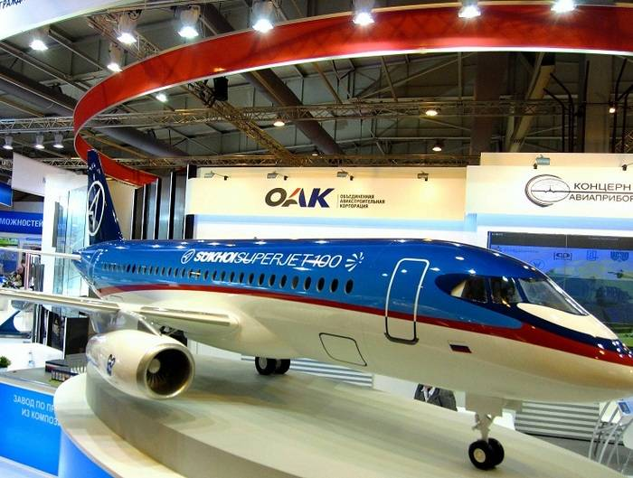 Россия представит на авиасалоне в Сингапуре новейшие истребители МиГ-35 и Су-35, лайнеры SSJ100 и МС-21 и Бе-200