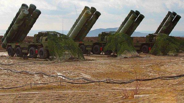 Новый дивизион С-400 возьмет под контроль границу с Украиной