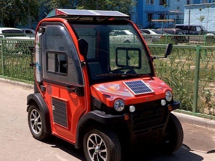 Одним из основных направлений исследовательской деятельности автопроизводителей является создание электромобилей