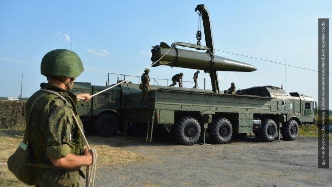 Песков: новое оружие РФ «забетонирует» ядерный паритет