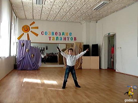 Вокалист студии «Элегия» Щербаков Тимофей
