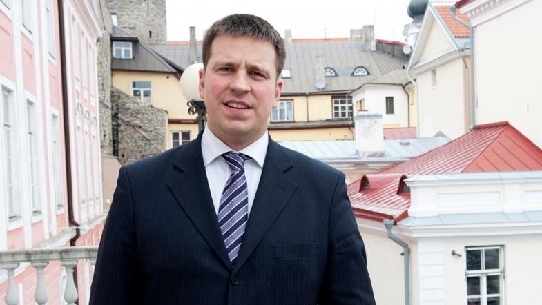 Новогоднее поздравление эстонского премьера вызвало взрыв негодования у русофобов