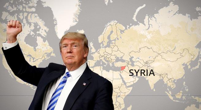 Конец курдскому проекту: Трамп держит слово в Сирии